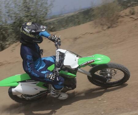 Kawasaki KX250F 2017 Präsentation
