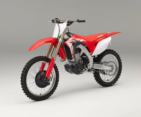 Honda CRF450R und CRF450RX