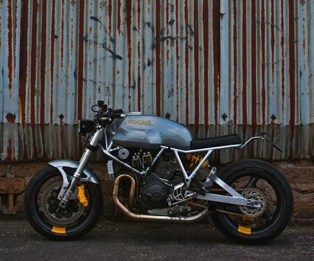 Ducati 900SS by Cafe Twin