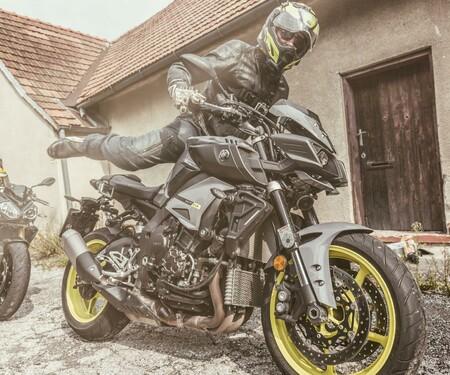 Naked Bike Vergleichstest - Hinter den Kulissen