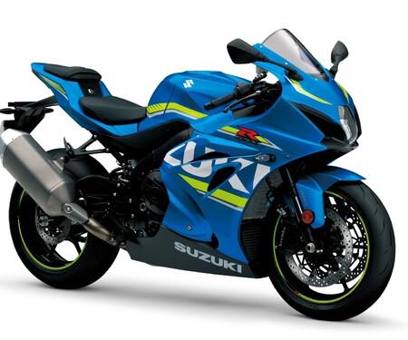 Suzuki GSX-R 1000 und GSX-R 1000 R