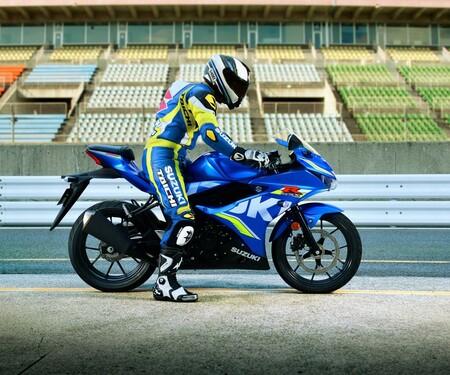 Suzuki GSX-R 125 2017