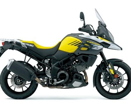 Suzuki V-Strom 1000 ABS 2017