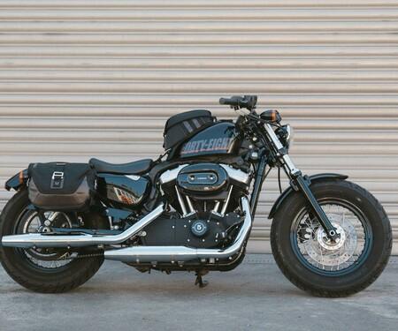 Jetzt auch für über 30 Harley-Modelle-Legend Gear Softgepäck