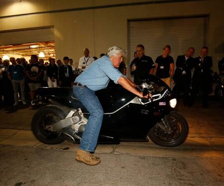 BMW Event Los Angeles mit Besuch Jay Lenos Garage