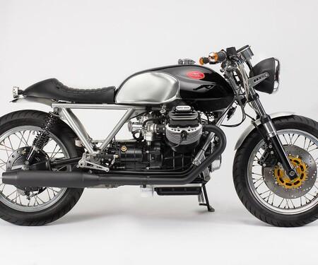 Moto Guzzi 850T Cafe Racer