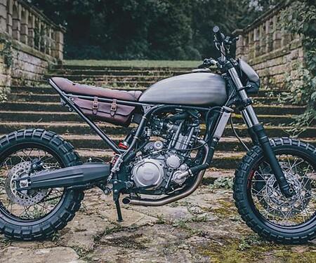 Yamaha XT660 'Tucano'