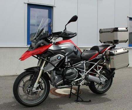 Hornig BMW R 1200 GS Umbau 2016