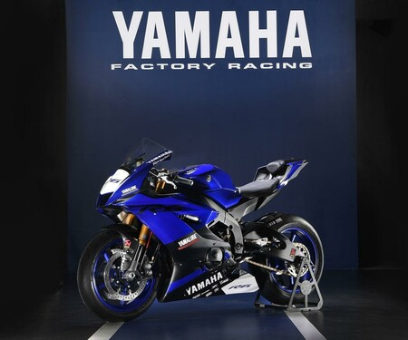 Yamaha R6 2016 Rennversion