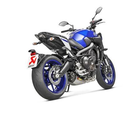 Akrapovic für Yamaha MT-09, Tracer 900 und XSR900