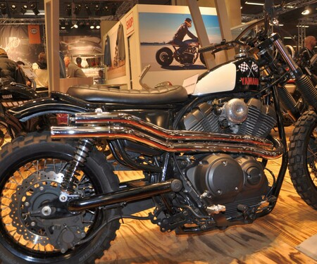 Custombike Messe Bad Salzuflen 2016