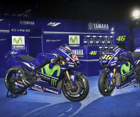 Valentino Rossi Yamaha MotoGP 2017