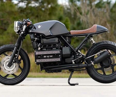 BMW K100RS Cafe Racer Umbau von Hageman Motorcycles