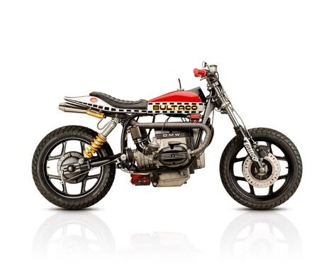 BMW R80RS Tracker Umbau von Tattoo Custom Motorcycles