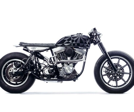 Harley FXSB Cafe Racer Umbau von Young Guns Speed Shop