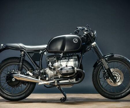 BMW R100RT Umbau von Analog Motorcycles