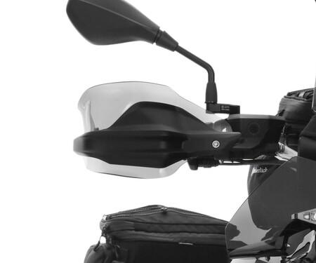 Perfekter Handschutz für GS- und XR- Fahrer von Wunderlich