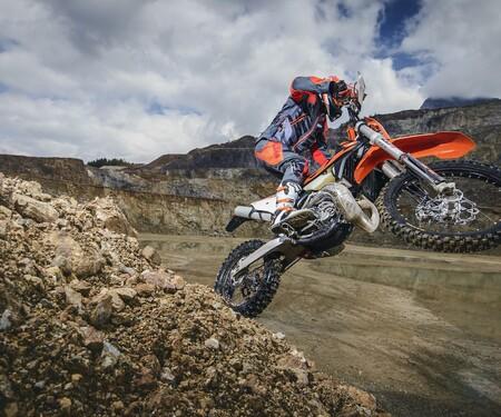 KTM EXC 2018 Zweitakt mit Einspritzung