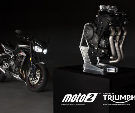 Triumph neuer Moto2 Lieferant