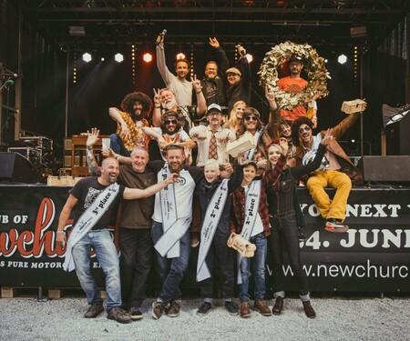 Club of Newchurch – das leicht andere Motorradfestival