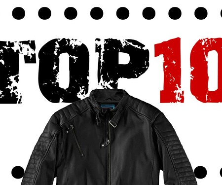 Top 10 - Lederjacken im 1000PS-Shop