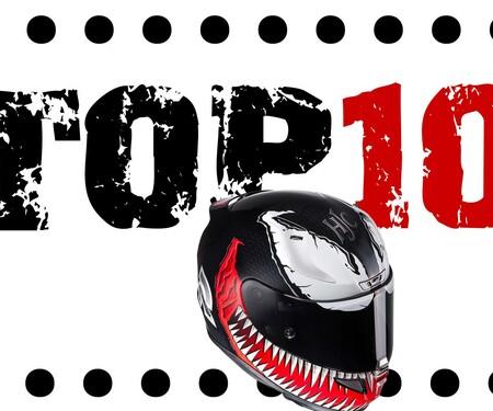 Top 10 - Straßenhelme im 1000PS-Shop