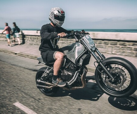 "Yamaha XSR700 ""8 Dayz"" - Yard Bulit von Young Guns Speedshop"