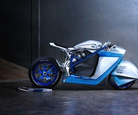 Ducati 848 Neo-Racer Umbau von Smoked Garage