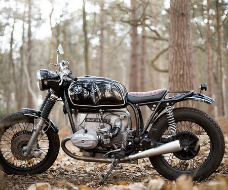Mile Muncher BMW R80/7 Umbau von Untitled Motorcycles