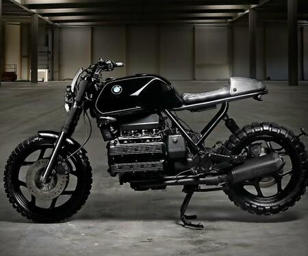 Xaver BMW K100 von Titan Motorcycles