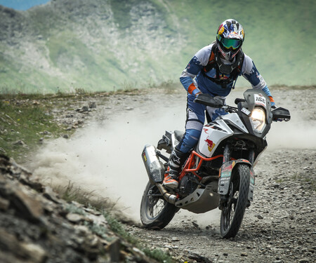 Erste KTM ADVENTURE RALLY in Europa