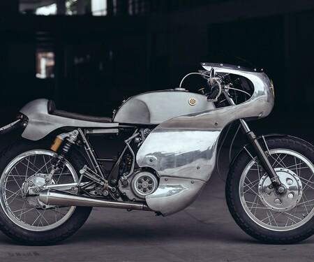 Sunmaster 14 Yamaha SR400 – Omega Racer