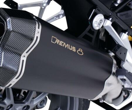 Remus 8 für BMW R1200GS LC & R1200GS Adv. LC von Hornig