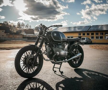 BMW R100RS Umbau von NCT Motorcycles