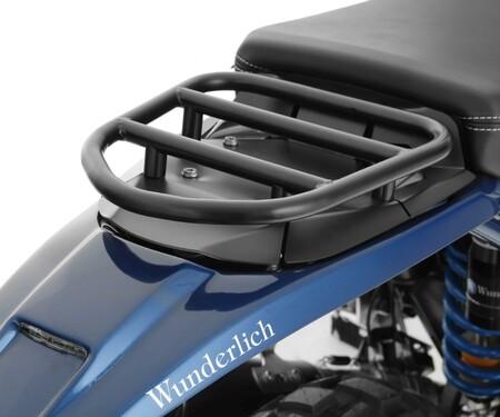 BMW R nineT-Gepäckträger von Wunderlich