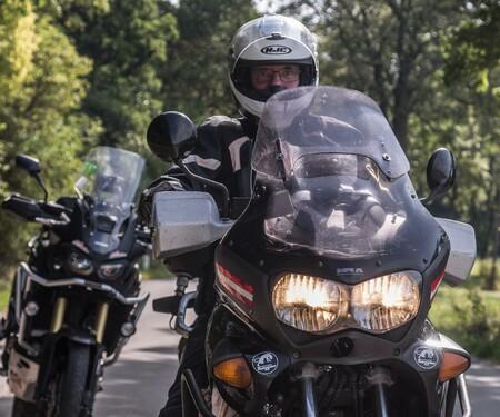 600.000km auf Honda Varadero - Ausfahrt mit Varahannes