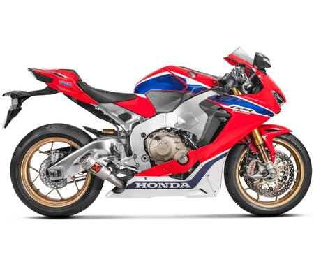 Akrapovic für Honda CBR1000RR Fireblade