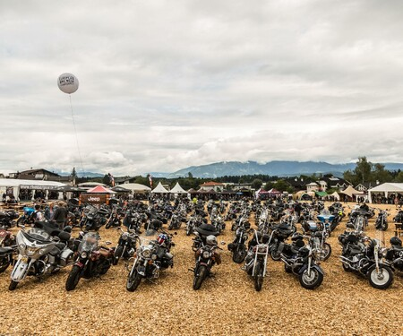 European Bike Week 2017 in Faak am See