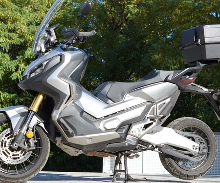 Honda X-ADV NastyNils Saisonrückblick