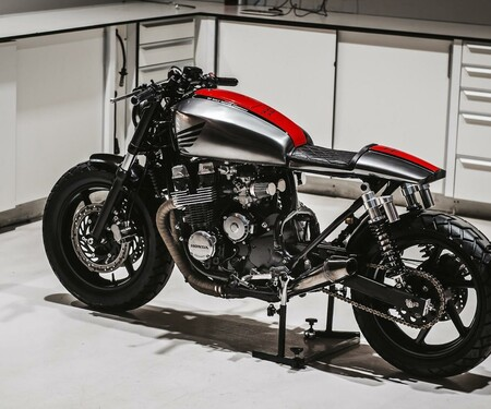 Honda CB750 Umbau von Bolt Motor Co.
