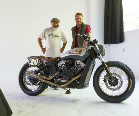 Indian Scout Bobber Custombikes