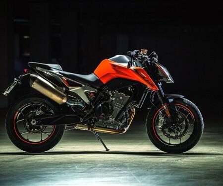 KTM 790 Duke 2018 Test
