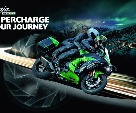 Kawasaki Ninja H2 SX und Ninja H2 SX SE