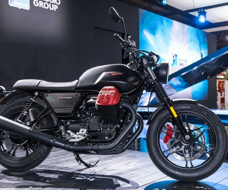 Moto Guzzi Neuheiten 2018 - EICMA 2017