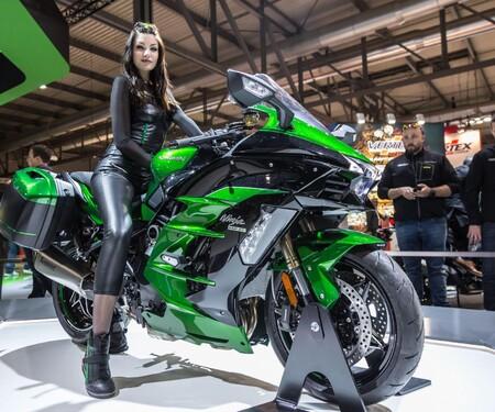 Kawasaki Neuheiten 2018 - EICMA 2017
