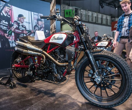 Indian Neuheiten 2018 - EICMA 2017