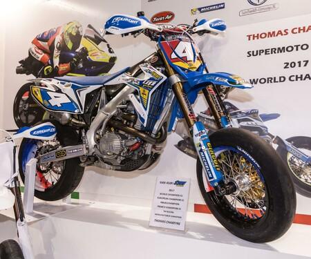TM Racing Neuheiten 2018 - EICMA 2017