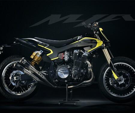 Yamaha MYA VR46 - Valentino Rossis neuestes Spielzeug