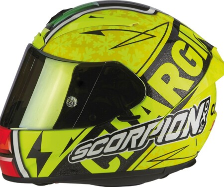 Scorpion Helme 2018 - Alle Designs