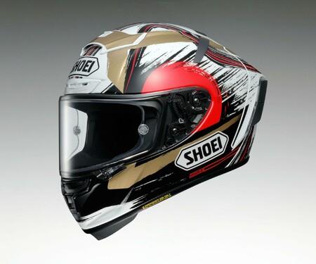 Shoei Marquez Replica Helme 2018